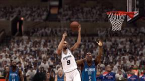 Com 2 vitórias dos Spurs de Tony Parker nas 2 primeiras partidas da série, o Thunder encarou um decisivo jogo 3 na simulação do NBA2K12